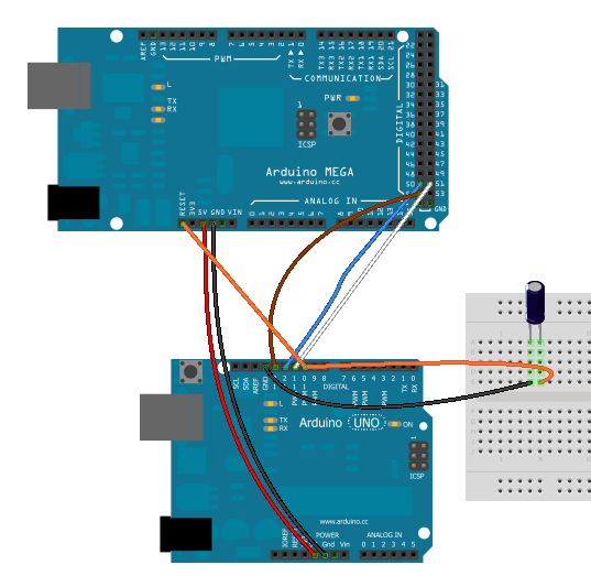 Bootloader issues with arduino mega switchdoc labs