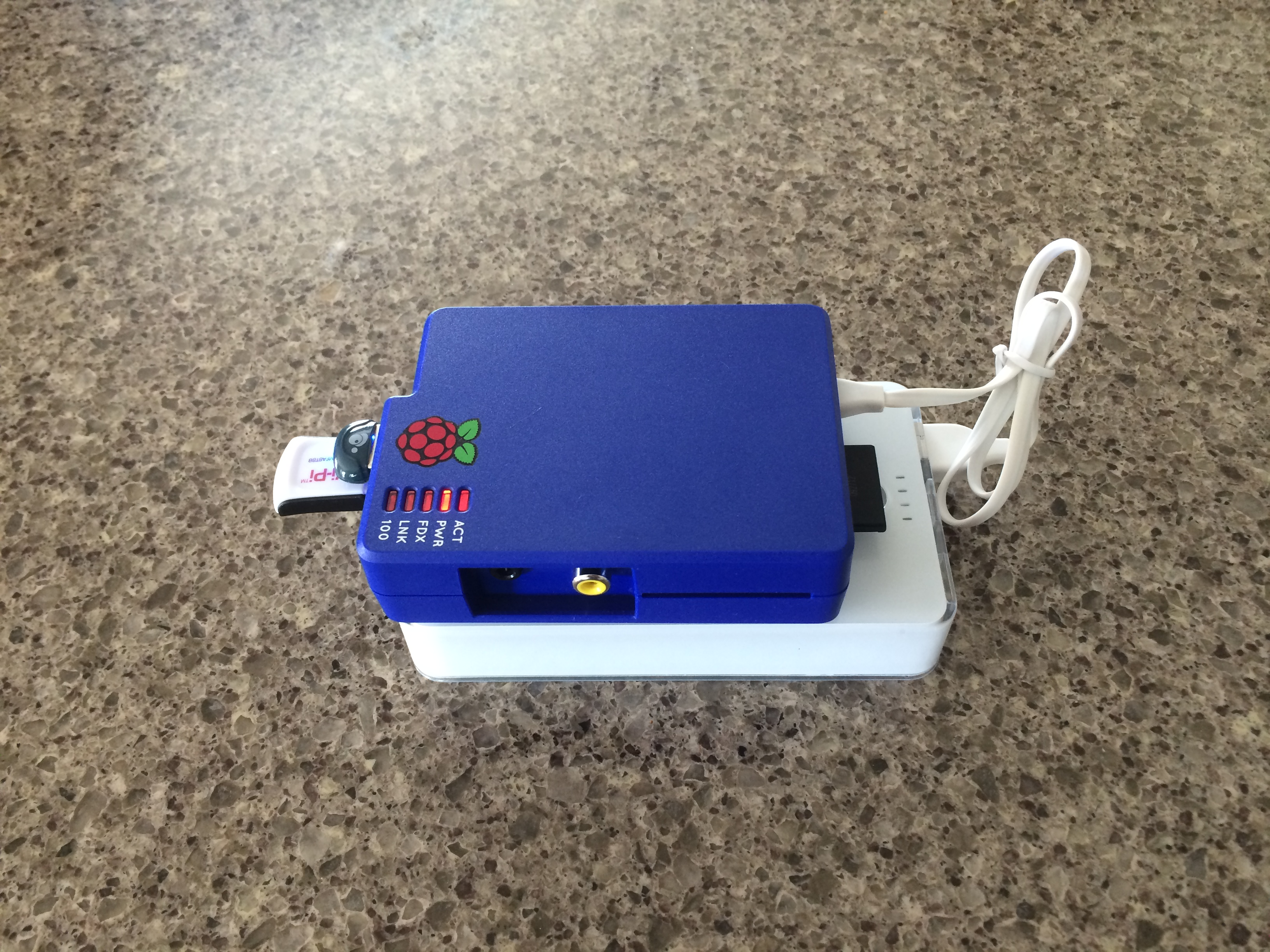 BeaconAir Portable Pi