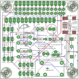 MouseAir Version 2 PCB Submitted