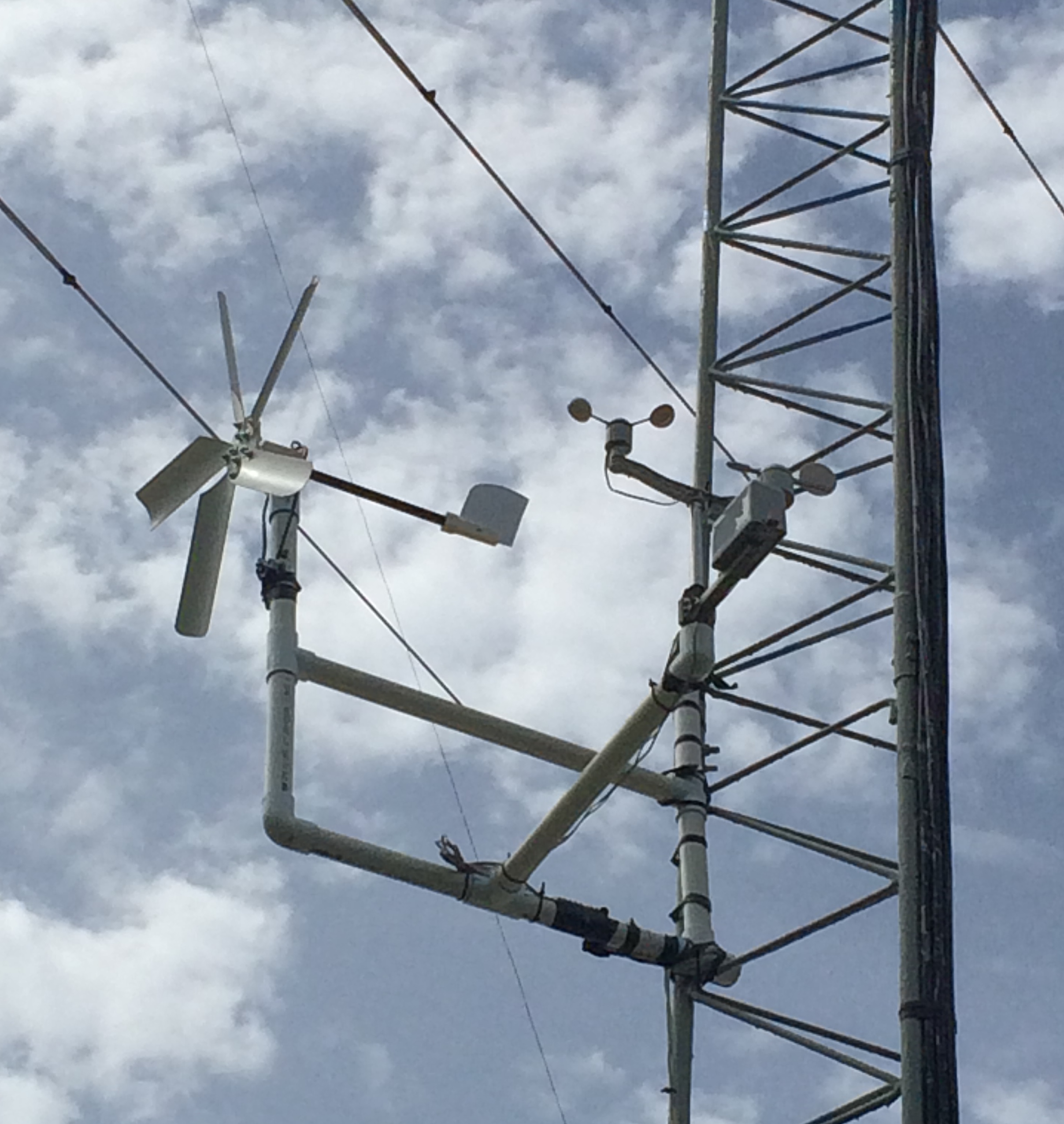 Using SunAir for Wind Power Control SwitchDoc Labs