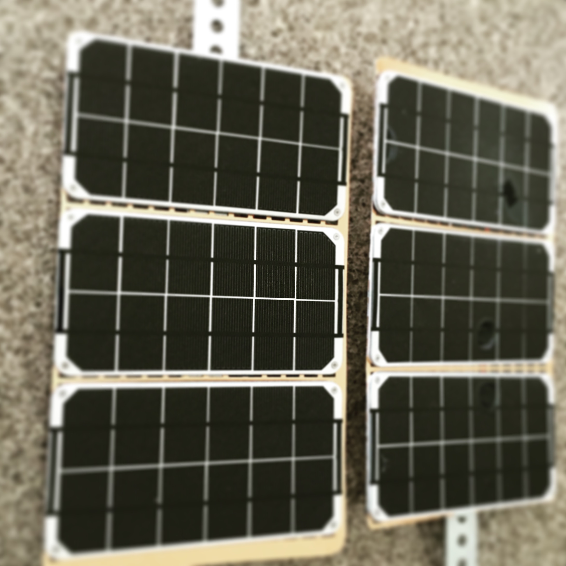 SunRover Robot – Solar Power System Ready to Test
