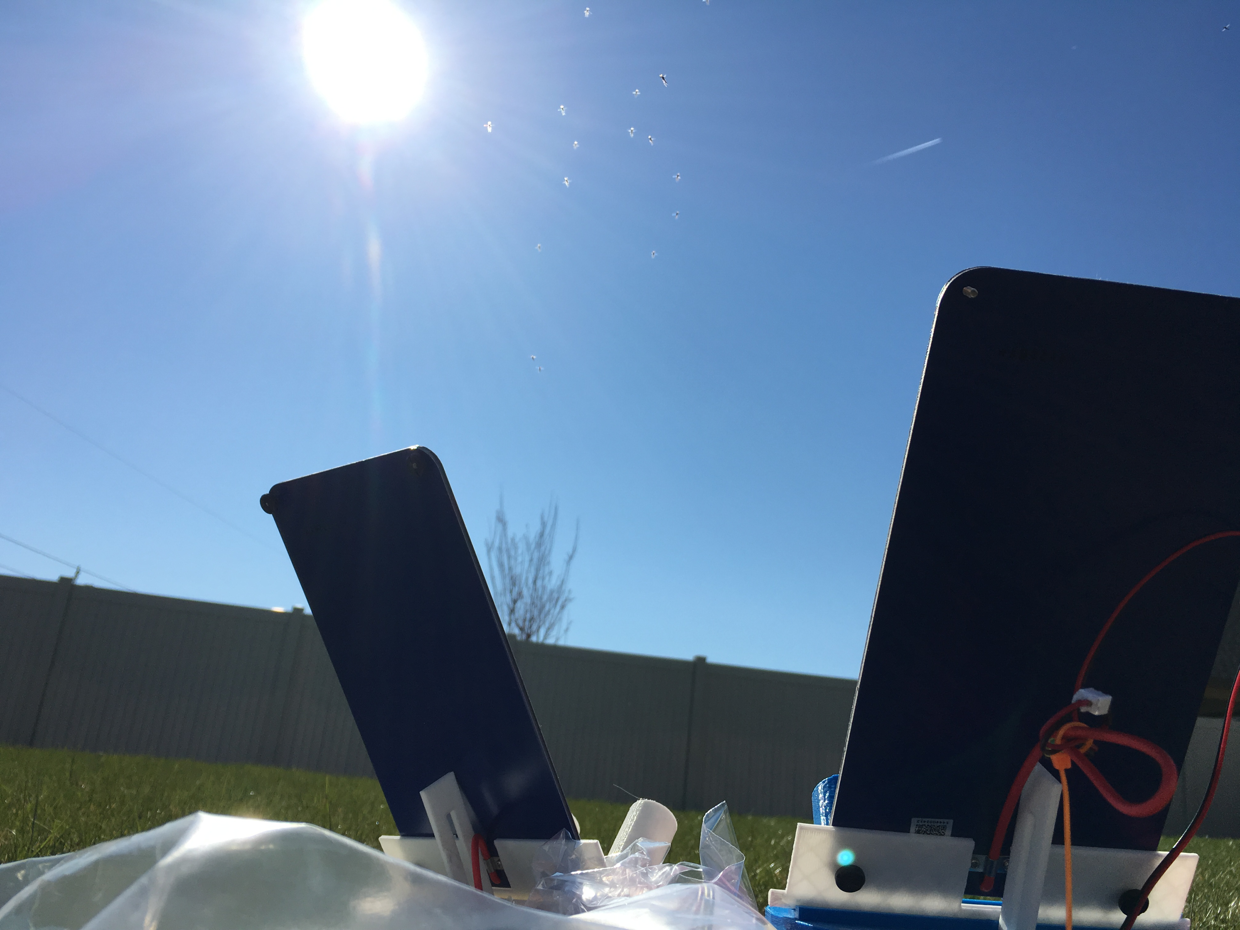 Sun Tracking for More Solar Power – Part 1 – The Hardware