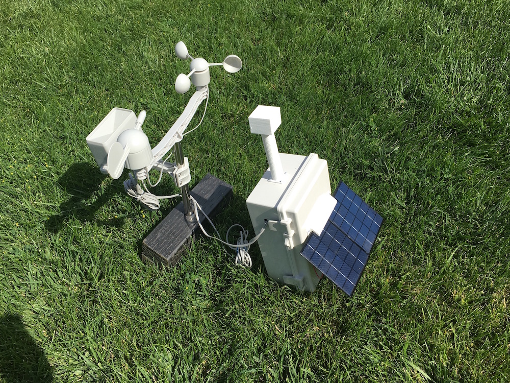 Tutorial: Part 1 -Building a Solar Powered Raspberry Pi Weather Station – GroveWeatherPi