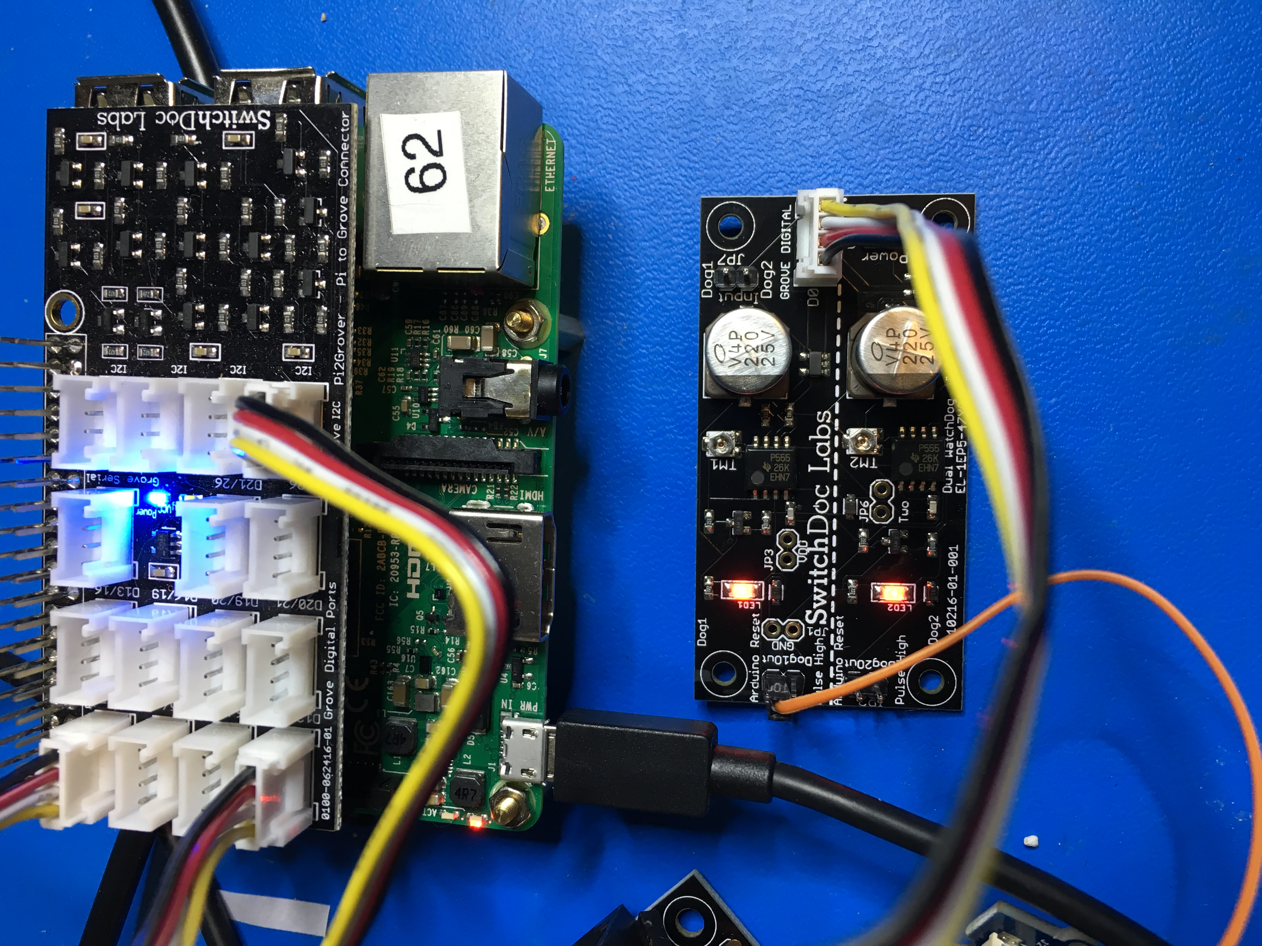 New Grove Dual WatchDog Timer Board Released