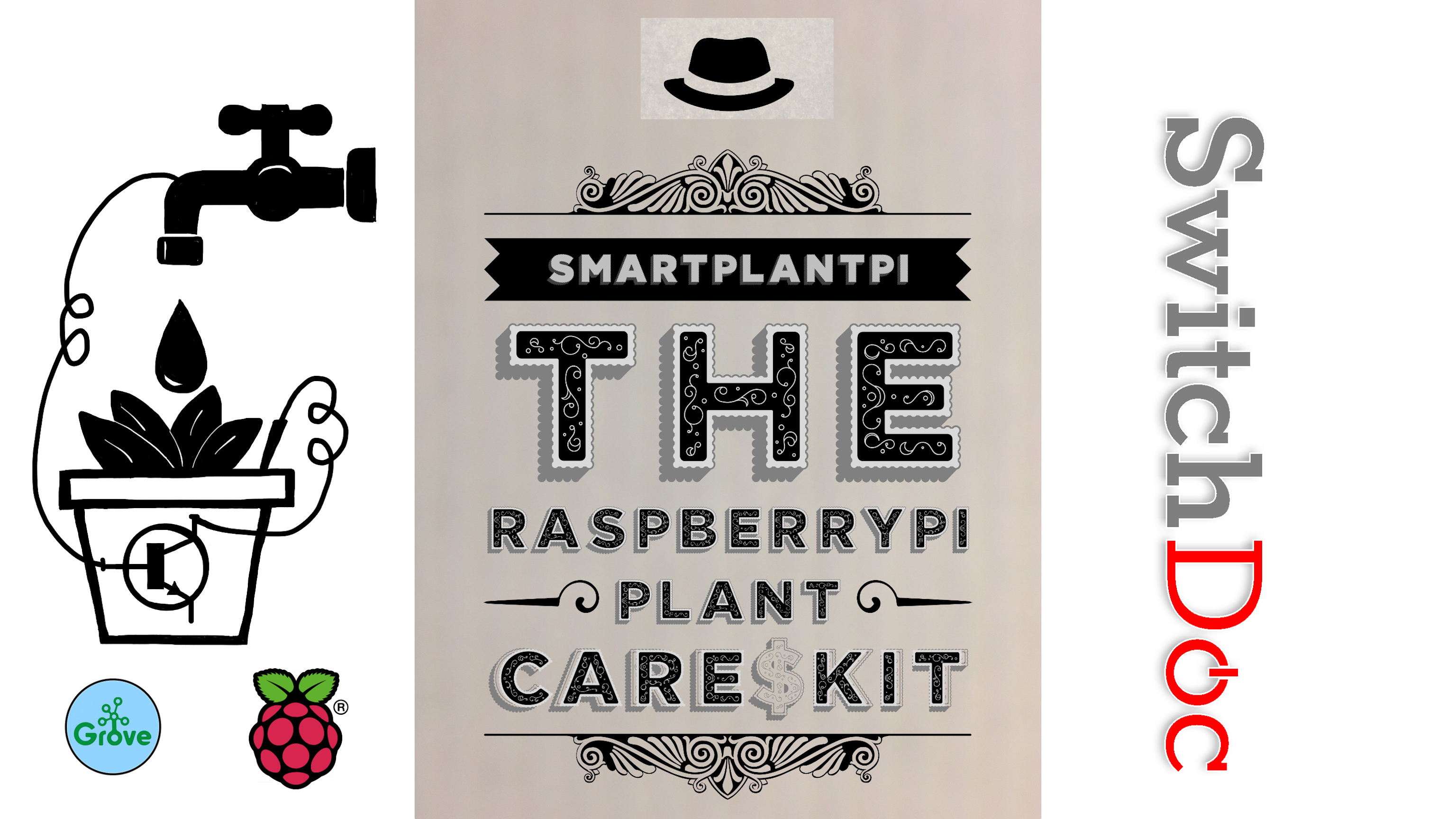 New Kickstarter!  SmartPlantPi – Raspberry Pi Based Plant Monitoring and Watering System Kit