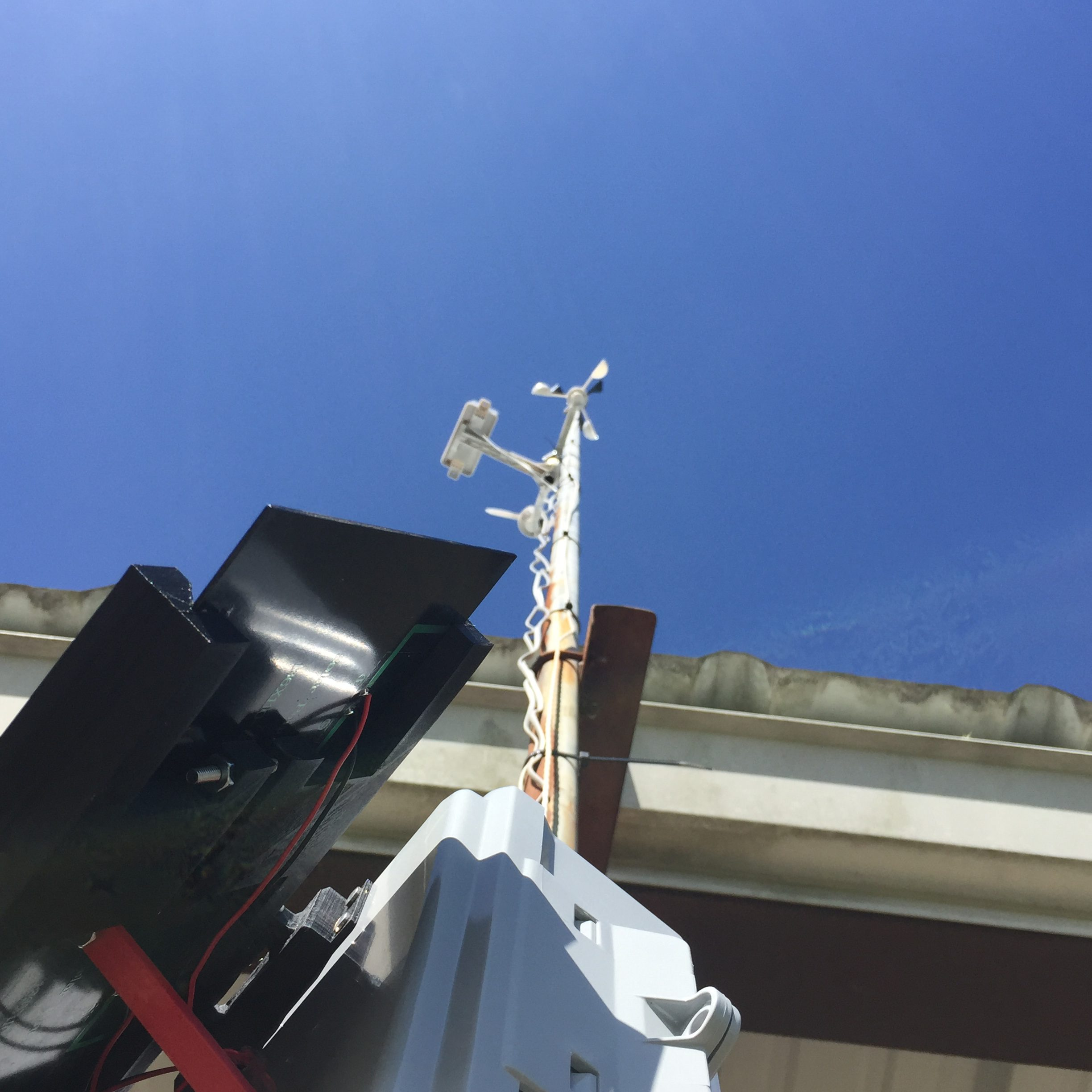 Guest Blog – Larry Bonnette's Solar Powered OurWeather Station#3