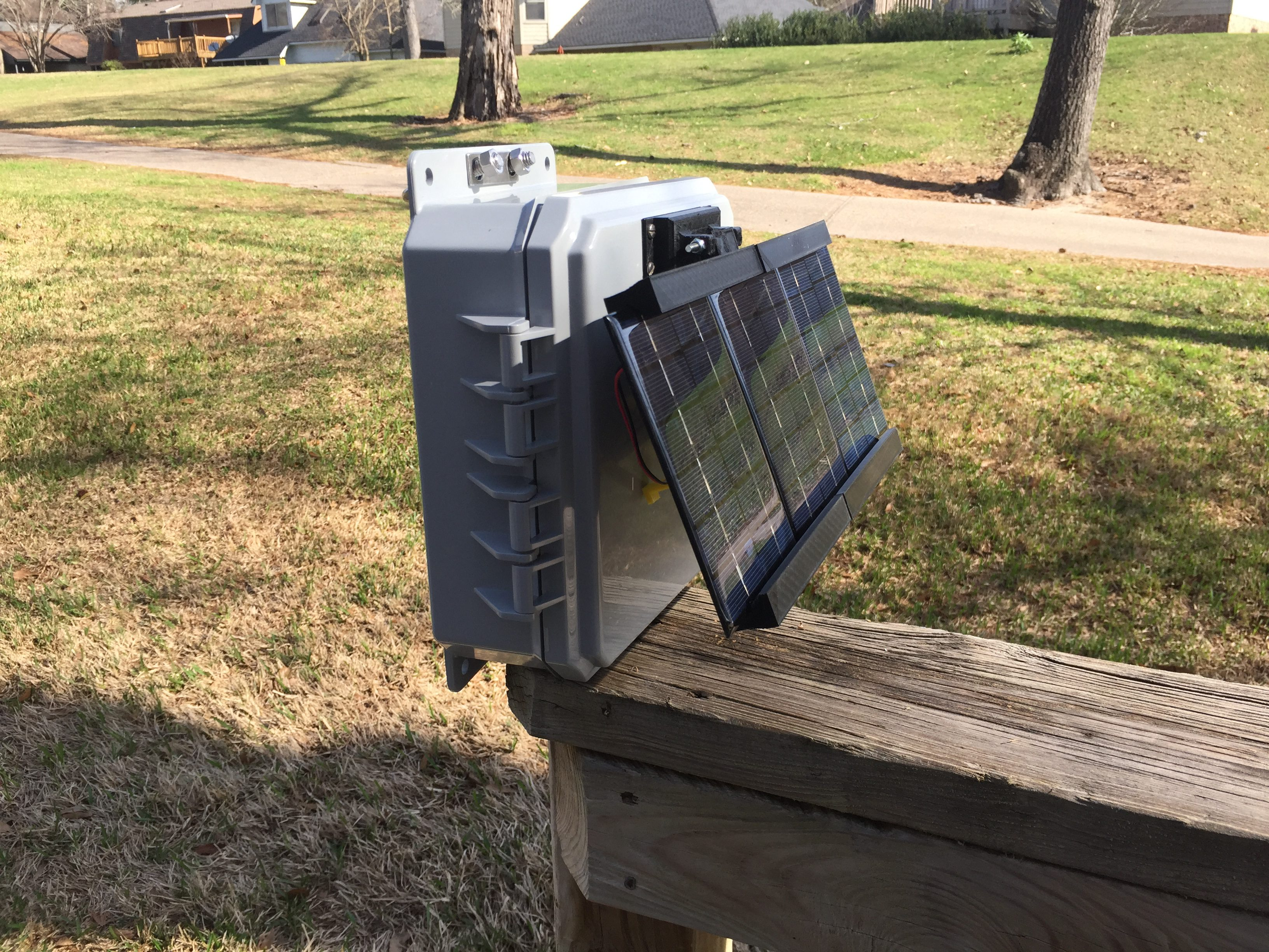Guest Blog – Solar Powered OurWeather Station Part #1