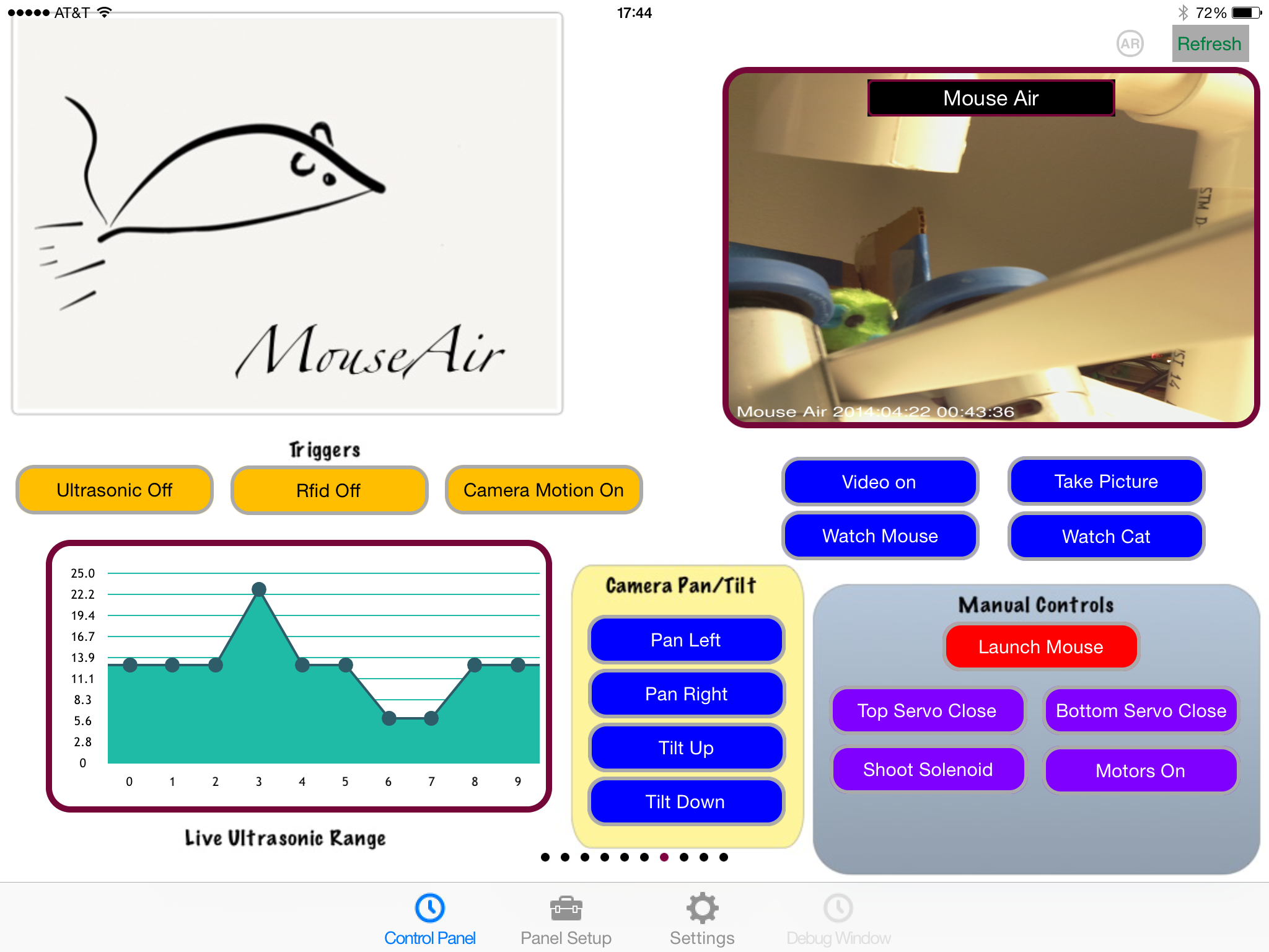 MouseAir Makes List of 15 Most Creative Raspberry Pi