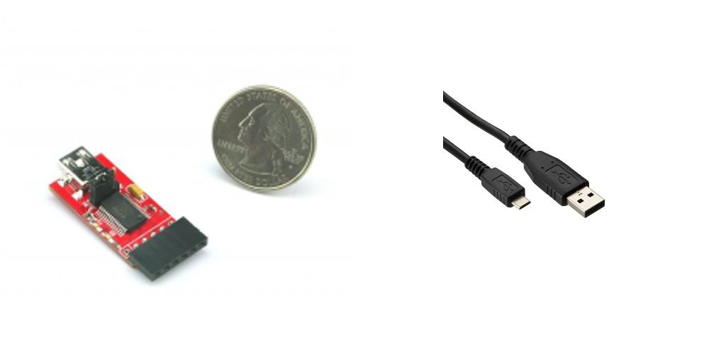 Inexpensive 3 3v 5v Ftdi Cable For Arduino Esp8266