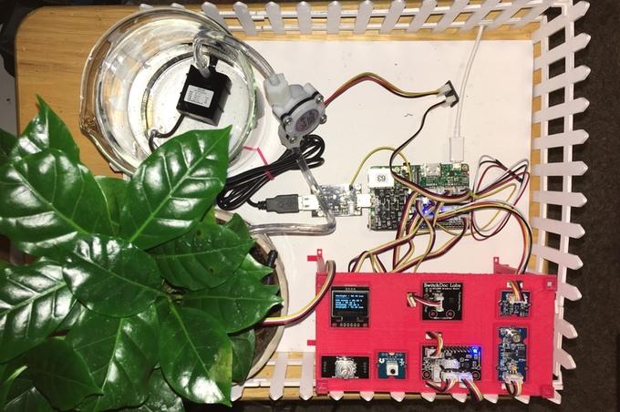 Tutorial: Voice Time!  SmartPlantPi, Raspberry Pi and Amazon Alexa