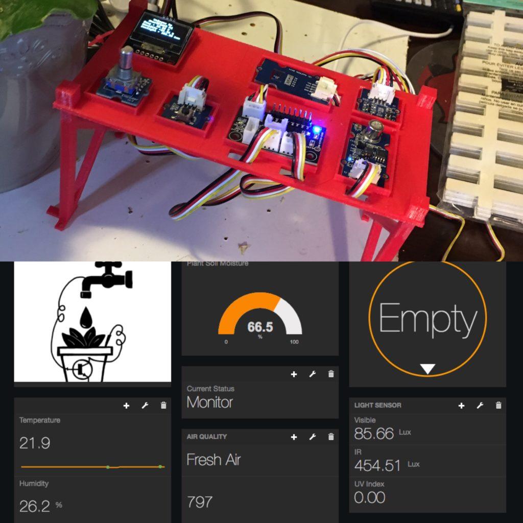 SmartPlantPi - RaspberryPi Based Watering Kit - Advanced Manual Released