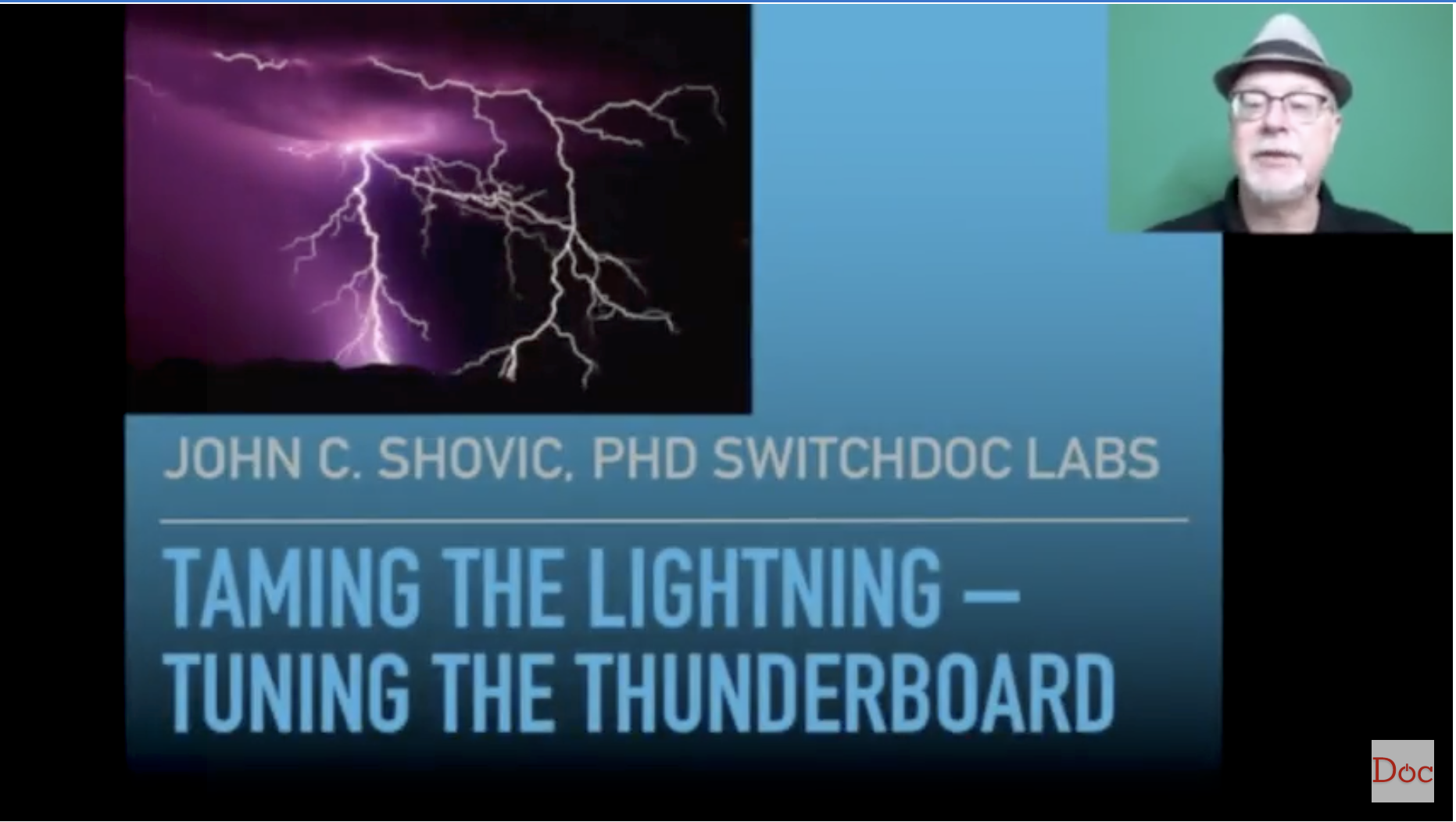 Tutorial:  Video – Tuning the AS3935 Lightning Detector