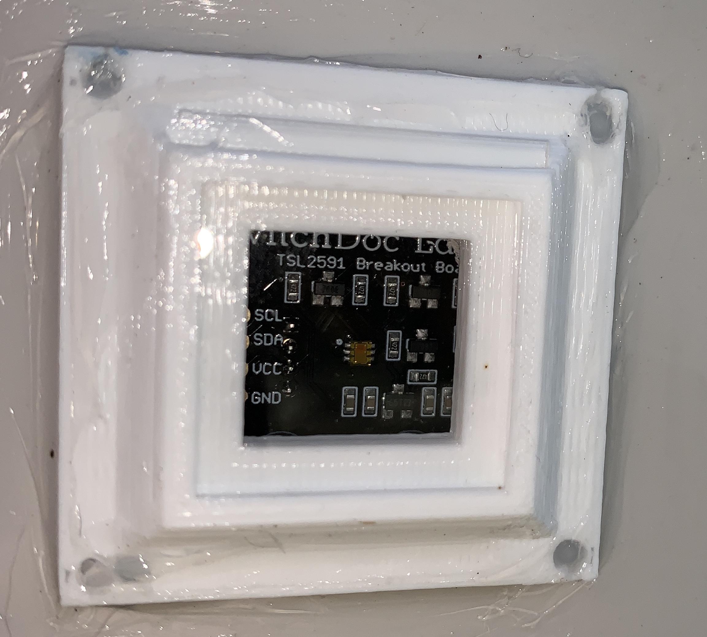 Importerror no module named i2c